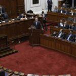 Bancadas anunciaron su apoyo a la cuestión de confianza del Ejecutivo
