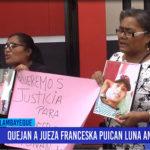 Chiclayo: Chiclayo: Quejan a jueza Franceska Puican Luna ante ODECMA