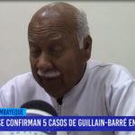Chiclayo: Se confirman 5 casos de Guillain-Barré en la región
