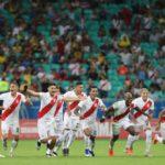 Perú clasificó a semifinales de la Copa América tras vencer por penales a Uruguay