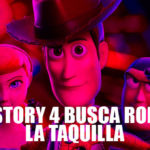 Toy Story 4 busca romper taquilla