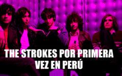 Vivo x el Rock: The Strokes por primera vez en Perú