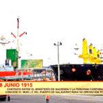 Se concede el Puerto Salaverry a empresa Peruvian Corporation