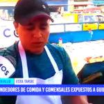 ¿Cuánto conocen los vendedores de comida sobre el síndrome de Guillain-Barré?