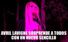 """Avril Lavigne regresa con el videoclip """"I fell in love with the devil"""""""