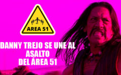 Danny Trejo se uno al asalto del Area 51