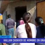 Chiclayo: Hallan cadáver de hombre en una cochera