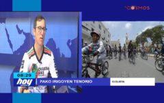 Chiclayo : I Foro de la Bicicleta Lambayeque