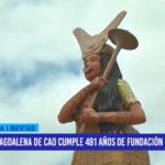 Magdalena de Cao cumple 481 años de fundación histórica