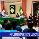 Piura: Implementan siete ludotecas en Castilla