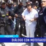 Piura: Diálogo con mototaxistas