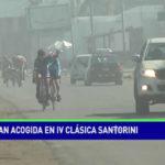 Gran acogida en II Etapa de IV Clásica de Ciclismo