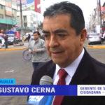 Refuerzan estrategia contra informales en avenida Los Incas