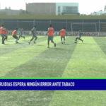 Marlon Ruidias espera ningún error ante Sporting Tabaco