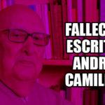 Andrea Camilleri, conocido escritor italiano, falleció a los 93 años.