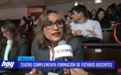 Teatro complementa formación de futuros docentes