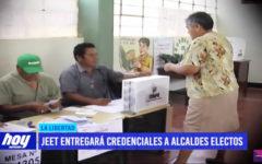 Jurado Electoral Especial de Trujillo entregará credenciales a alcaldes electos|