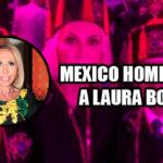 Laura Bozzo recibe Doctora Honoris Causa y la Medalla Benito Juárez en México