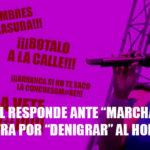 """Marisol opina sobre las marchas en su contra por """"denigrar"""" al hombre"""