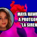 """Maya Hawke pudo haber sido Ariel en """"La Sirenita"""" de Sofia Coppola"""