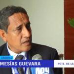 """Mesías Guevara: """"Proyectos mineros no se pueden imponer"""""""