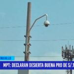 MPT: Declaran desierta buena pro de S/. 18 millones