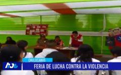 Piura: Feria de lucha contra la violencia