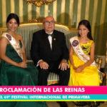 Proclamación de las reinas del 69° Festival Internacional de la Primavera