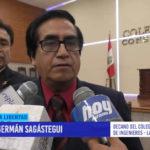 Colegio de Ingenieros pide nueva licitación en Chavimochic