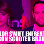 Taylor Swift y su enfrentamiento con Scooter Braun