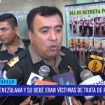 Venezolana y su bebé eran víctimas de trata de personas