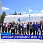 Chiclayo: 50 mil hogares conectados al gas natural en la Región Lambayeque