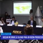 Chiclayo: Buscan mejorar la calidad para una buena producción de maracuyá