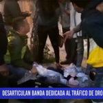 Chiclayo: Desarticulan banda dedicada al tráfico de droga en Chiclayo
