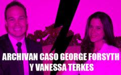 George Forsyth declara que la denuncia interpuesta por Vanessa Terkes fue infundada