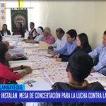 Chiclayo: Instalan mesa de concertación para la lucha contra la pobreza en olmos