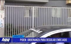 Chiclayo: Piden ordenanza para regular enrejado