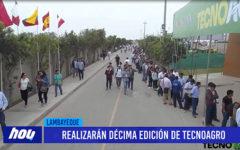 Chiclayo: Realizaran décima edición de Tecnoagro