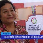 Chiclayo: Realizaran primer encuentro de mujeres artesanas