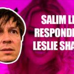 Salim Vera no quiere dejar la polémica, le responde a Leslie Shaw