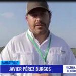 CHICLAYO: VICEMINISTRO DE DESARROLLO RURAL DE COLOMBIA VISITÓ PROYECTO OLMOS