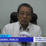 APRA: Robles arremete contra Maruricio Mulder por respaldar a Elías Rodríguez