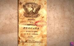 Congreso invistió como Presidente de la República a don José Bernardo de Tagle y Portocarrero