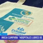 """Inicia campaña """"hospitales libres de plástico"""""""