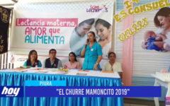 """Piura: """"El churre mamoncito 2019"""""""