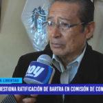 Robles cuestiona ratificación de Rosa Bartra en Comisión de Constitución