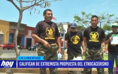 Califican de extremista propuesta del etnocacerismo