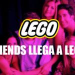 """Lego anuncia una edición especial inspirada en """"Friends"""""""