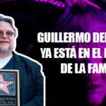 Guillermo del Toro recibe su estrella en el Paseo de la Fama en Hollywood