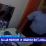 Hallan marihuana en inodoro de hotel en Casa Grande